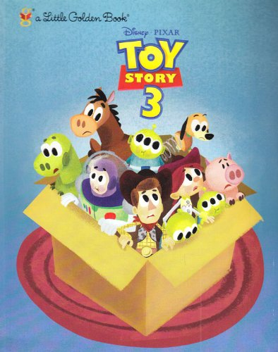 Toy Story 3 (Little Golden Books (Random House))