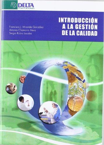 INTRODUCCION A LA GESTION DE LA CALIDAD descarga pdf epub mobi fb2