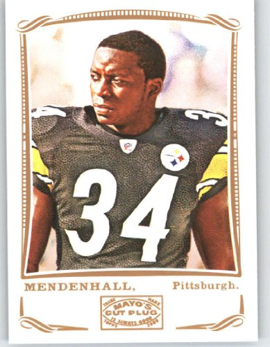 football cards for sale.  Mendenhall - Pittsburgh Steelers (Football Cards). Sale Price: $0.83
