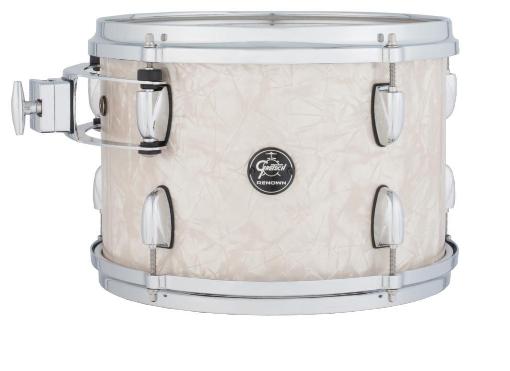 RN1-0708T-VP Drum Set Rack Tom, Vintage Pearl: Musical Instruments
