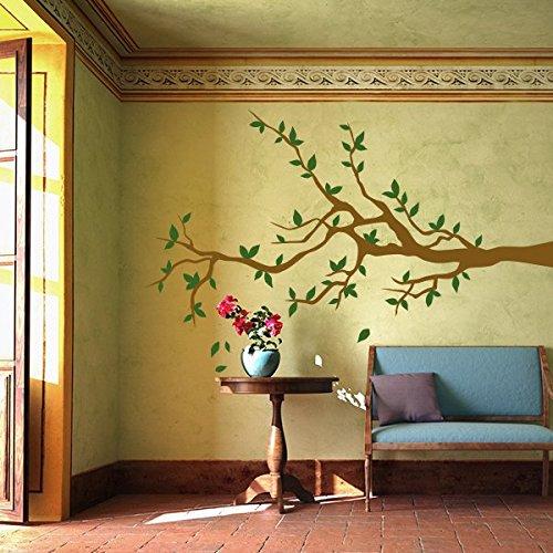 denoda ast wandtattoo 78 x 50 cm nein wandsticker wanddekoration wohndeko wohnzimmer. Black Bedroom Furniture Sets. Home Design Ideas