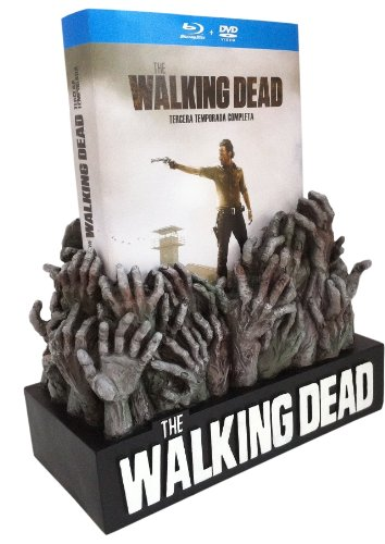 The Walking Dead - Temporada 3 (Edición Coleccionista Con Figura De Manos) [Blu-ray]