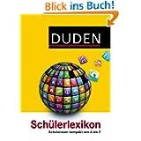 Duden Schülerlexikon: plus Referatemanager auf CD-ROM