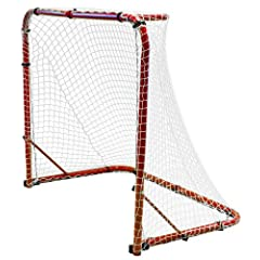 Buy Park & Sun Street Ice Steel Hockey Goal by Park & Sun
