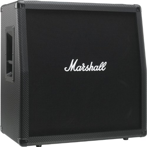 Marshall MG Series MG412CF 4x12 Guitar Speaker Cabinet Slant