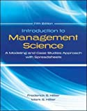 img - for Introduction to Management Science with Student CD and Risk Solver Platform Access Card: A Modeling and Cases Studies Approach with Spreadsheets book / textbook / text book