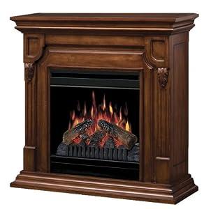 Dimplex Warren Convertible Electric Fireplace Cfp3902bw Burnished Walnut Space