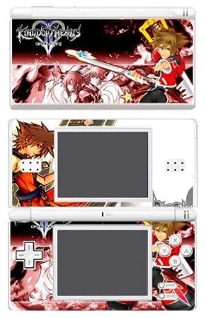 Kingdom Hearts Sora Game II 2 Vinyl Decal Cover Skin Protector #1 for Nintendo DS Lite