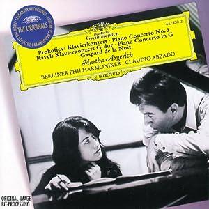 Prokofiev: Piano Concerto No. 3 / Ravel: Piano Concerto in G; Gaspard de la Nuit