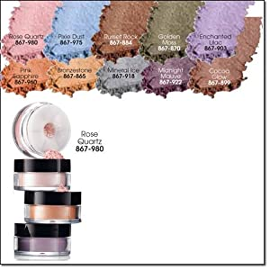 Avon Smooth Mineral Eyeshadow - PIXIE DUST