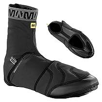 Mavic Thermo Plus Shoe Covers Black/Black/Black, S