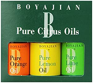 Boyajian Mini Citrus Set 3 Count (Pack of 3)