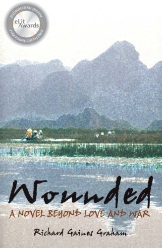 Image of Wounded - A Novel Beyond Love and War