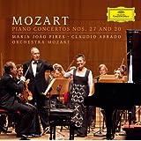 モーツァルト:ピアノ協奏曲第20番&第27番