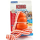 Kong COOL AQUA Floating Retriever Dog Fetch Toy and Trainer Medium