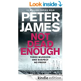 Not Dead Enough (Roy Grace 3)