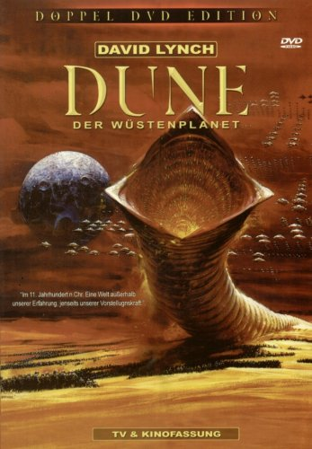 Dune - Der Wüstenplanet - Doppel DVD Deluxe Edition