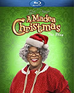 A Madea Christmas The Play Blu-ray from Lions Gate