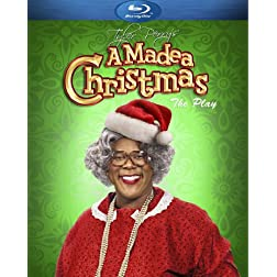 A Madea Christmas: The Play [Blu-ray]