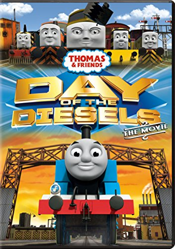 Thomas & Friends: Day of the Diesels Movie [DVD] [Import]