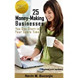 25 Money-Making Businesses You Can Start in Your Spare Timeby Nevin Buconjic