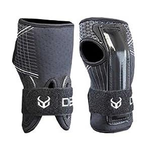 Demon Snow Wrist Guard V2 Black, XS