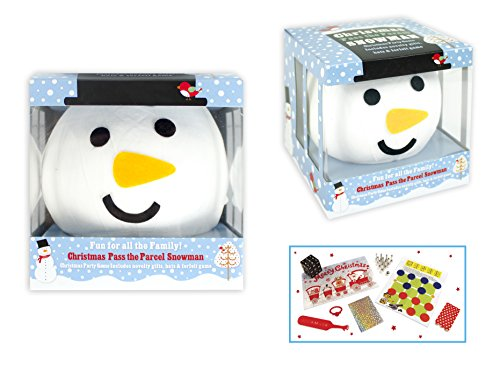 novelty-family-christmas-game-pass-the-parcel-snowman-party-game-8-prizes