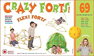 Everest Toys Flexi-Forts Set