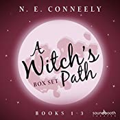 A Witch's Path Box Set: Books 1 - 3: Witch for Hire, A Witch's Path, A Witch's Trial | [N. E. Conneely]