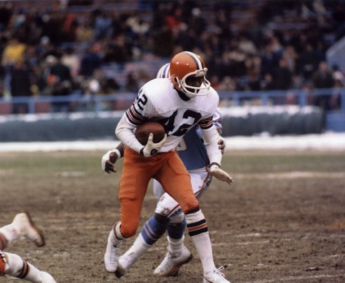 PAUL WARFIELD CLEVELAND BROWNS 8X10 SPORTS ACTION PHOTO (A) at Amazon.com