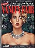 VANITY FAIR MAGAZINE VANITY FAIR MAGAZINE NOVEMBER 2014 JENNIFER LAWRENCE / BENEDICT CUMBERBATCH
