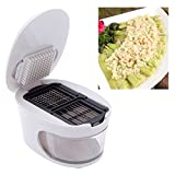 3 In 1 Garlic Slicer Dicer Garlic Presser Cutter