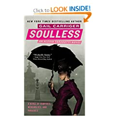 Soulless (The Parasol Protectorate) req - Gail Carriger