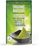 Matcha Green Tea Powder - Powerful Antioxidant Japanese Organic Culinary Grade - 113 grams