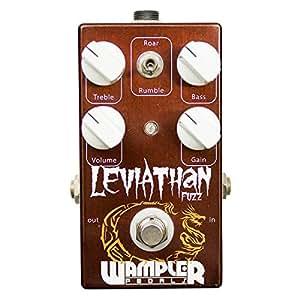 Wampler Leviathan Fuzz FX Pedal