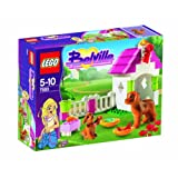 Lego Belville Playful Puppy Building Set