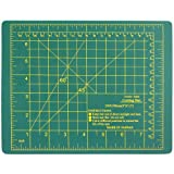 """Hobby & Craft Small 9"""" x 7.5"""" Double Sided Self Healing Thick Cutting Board Mat"""