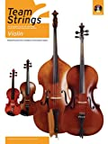 img - for Team Strings, Bk 2 (Book & CD) (Team Strings 2) (Violin) book / textbook / text book