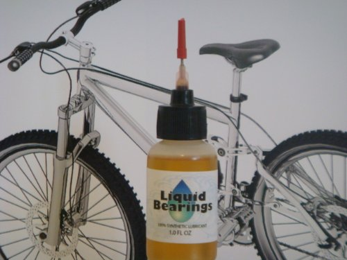 Liquid Bearings 100%-synthetic Oil for Trek Bicycles, Provides Superior Lubrication and Also Prevents Rust!!