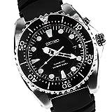 [セイコー]SEIKO メンズ 腕時計 アナログ キネティック 電池交換不要 ステンレス SKA371P2 [並行輸入品]