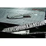 New Jose Eber Zebra Pro Series Ceramic Tourmaline Flat Iron 1
