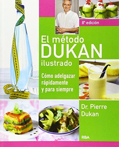 El Método Dukan Ilustrado descarga pdf epub mobi fb2