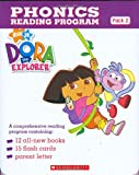 Dora the Explorer: Phonics Reading Program, Pack 2