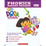 "Dora the Explorer Phonics: 12 Book Reading Programvon ""Quinlan B. Lee"""