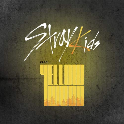 CD : STRAY KIDS - Cle 2: Yellow Wood (special Album)