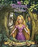 Image de Disney: Rapunzel mit Kippbild: Buch zum Film