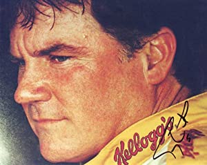 Terry Labonte in-person autographed photo by Sign Here Autographs