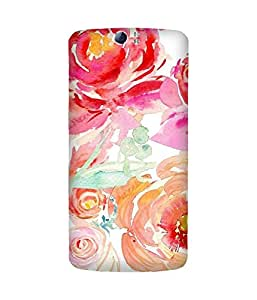 Flower Bouquet Oppo N1 Case