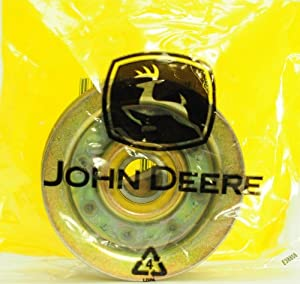 John Deere Original Equipment Small Flat Idler for 100 Series Decks # GY20067 by John Deere