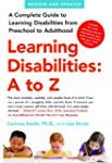Learning Disabilities: A to Z: A Comp...